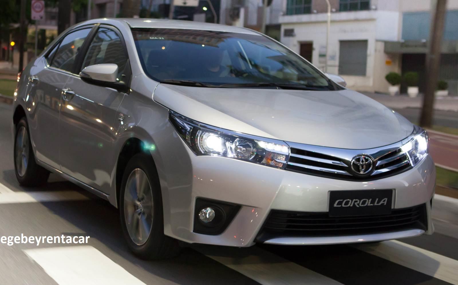 Toyota Corolla Otomotik + Dizel